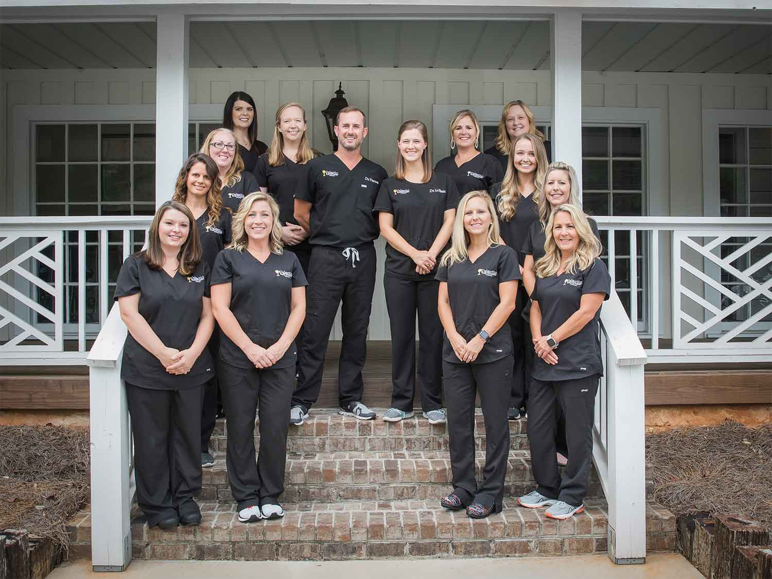 Palmetto Family and Cosmetic Dentistry Team in Sumter SC Guignard Drive Location