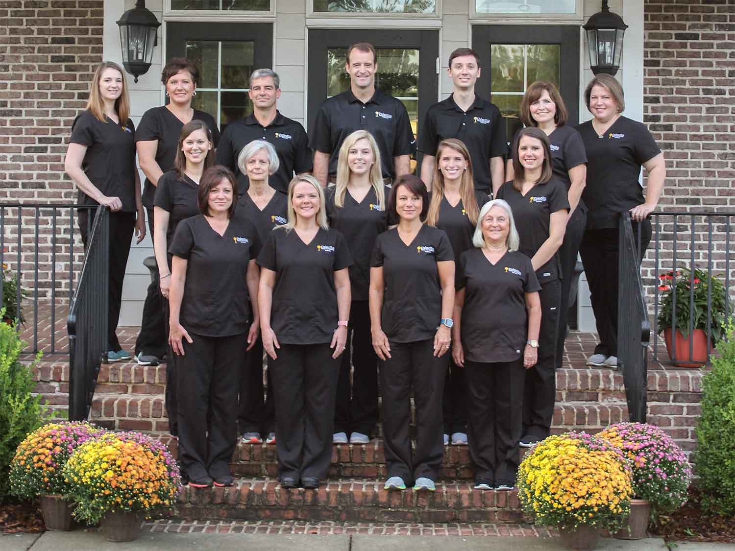 Palmetto Family and Cosmetic Dentistry Team in Sumter SC Tahoe Drive Location